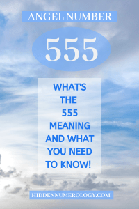 Meaning of 555