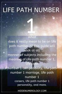 life path 1