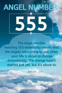 Engel Nummer 555