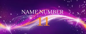 name number 11