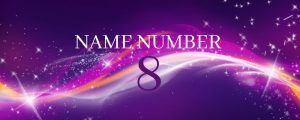 name number 8