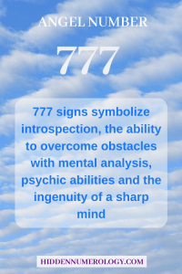 Angel number 777 also symbolizes your readiness to reap your successes,