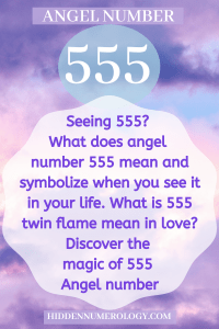 Are you seeing 555? What Does it mean when you see the Angel Number 555? Read the meaning of it being spiritual, love or regarding your twin flame