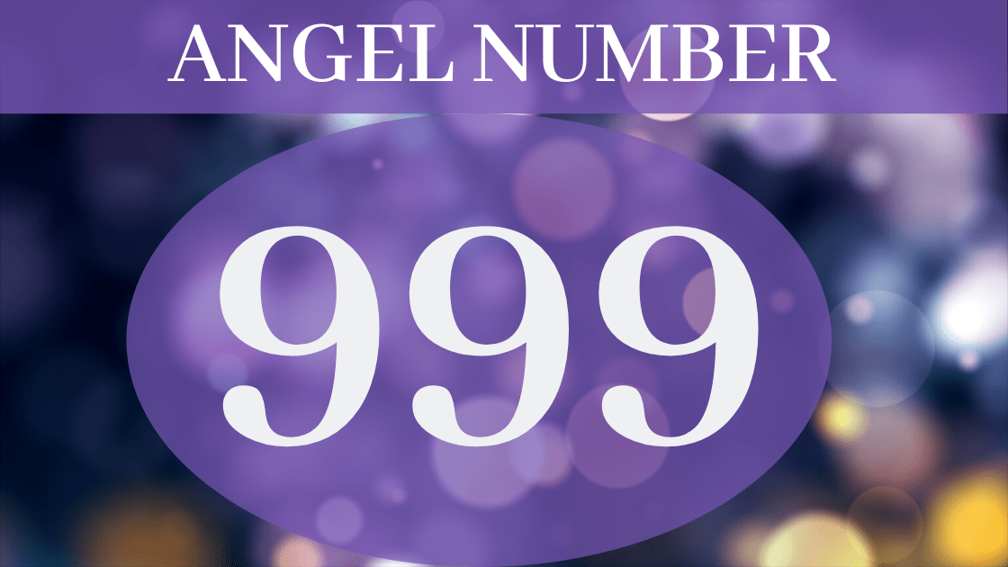 Angel Number 999