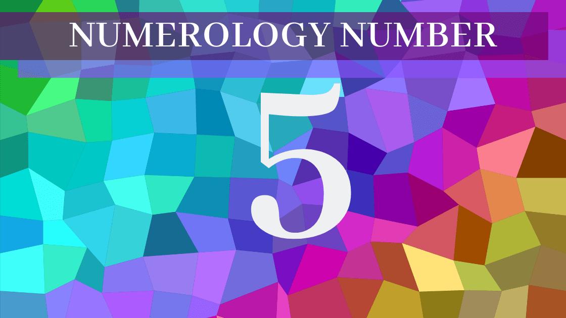 Numerology 5