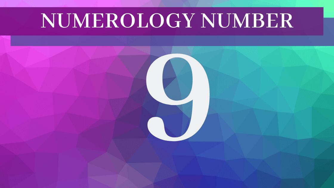 numerology 9