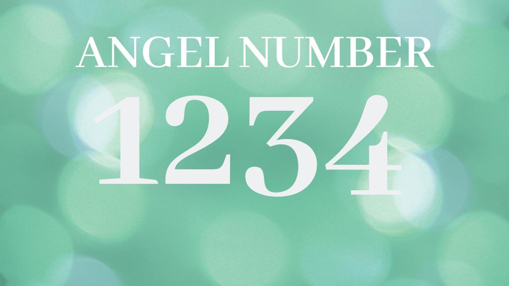 Angel number 1234