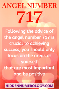 ANGEL NUMBER-717- the meaning of 717