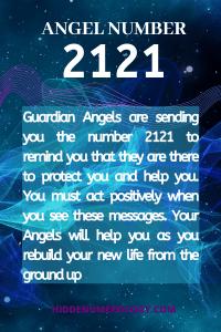 Angel Number 2121 Symbolizes
