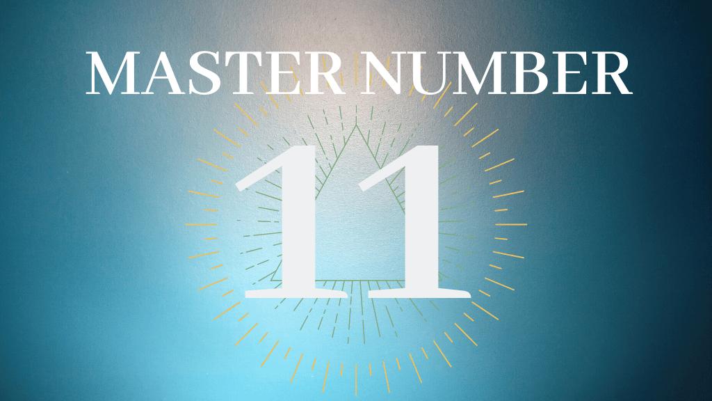 master numer 11
