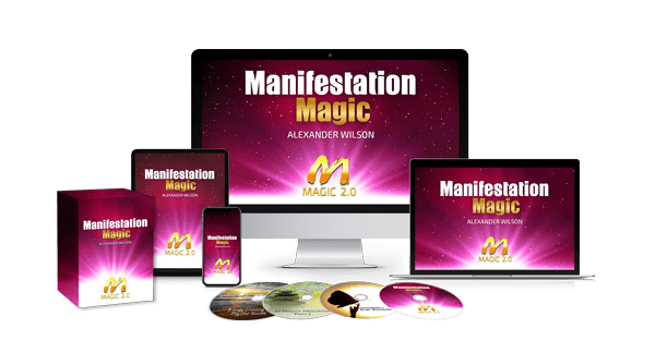 manifestation magic set