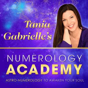 Tania Gabrielle Numerology Academy