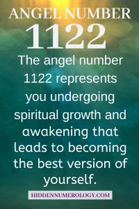 ANGELNUMBER 1122