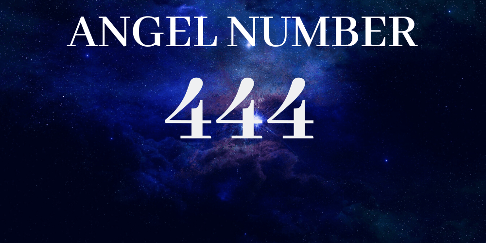 Angel number 444