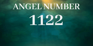Angel number 1122