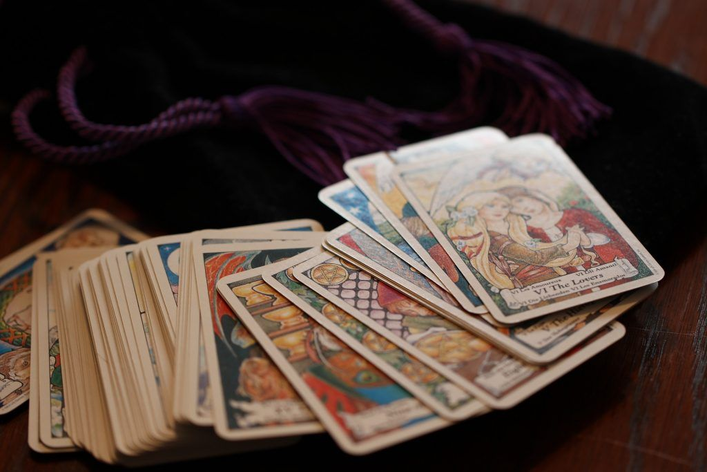 Psychic Angel Card Reading