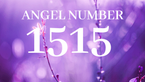 angel number 1515