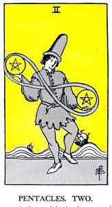 2-pentacle-tarot-card