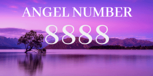 Angel number 8888