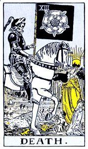 Death Tarot - Major Arcana Tarot Card