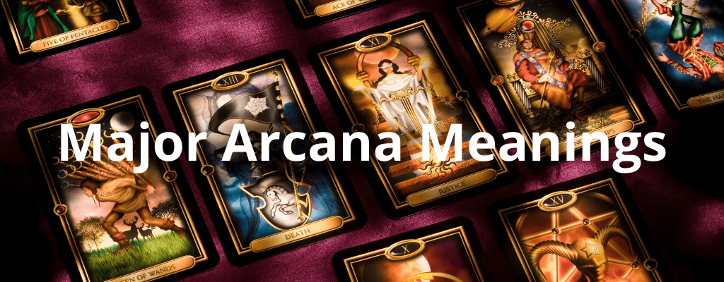 Tarot cards Major Arcana Meanings