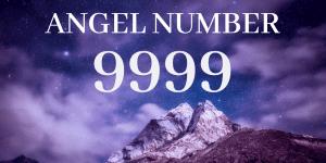 Angel number 9999