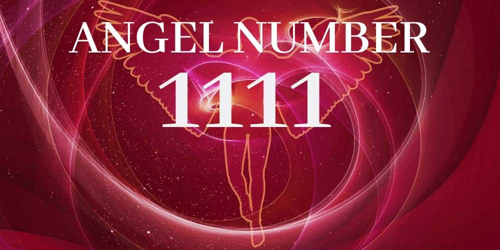 Angel-number 1111
