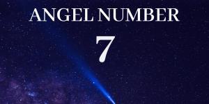 Angel Number 7