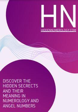 hiddennumerology cheetsheet