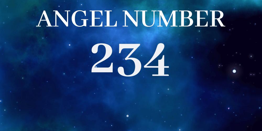 Angel number 234