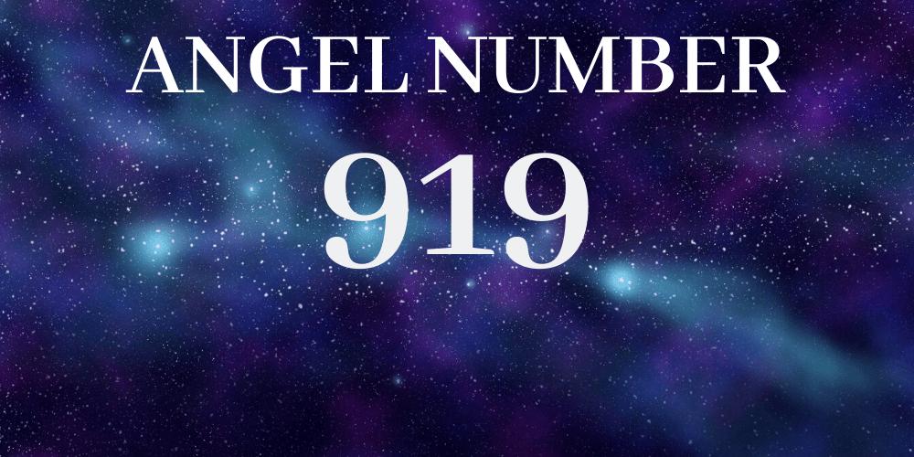 Angel number 919