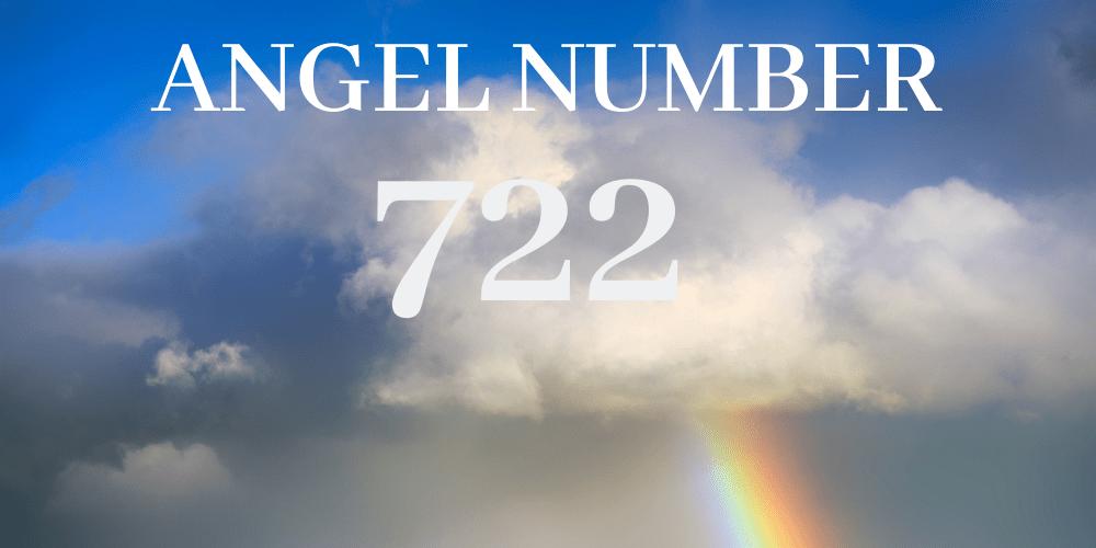 Angel number 722