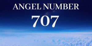 Angel number 707