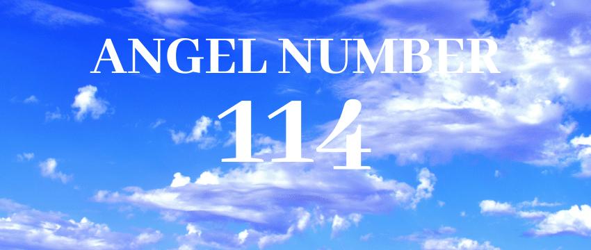 Angel number 114