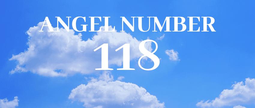 118 Angel Number